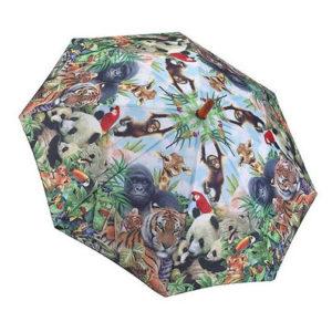 Animal Kingdom Umbrella 34″