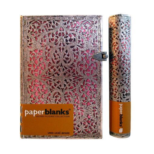 Blush Pink Mini PaperBlanks Journals