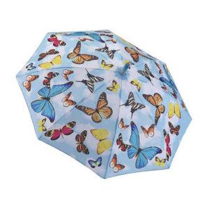 Butterflies Umbrella 34″