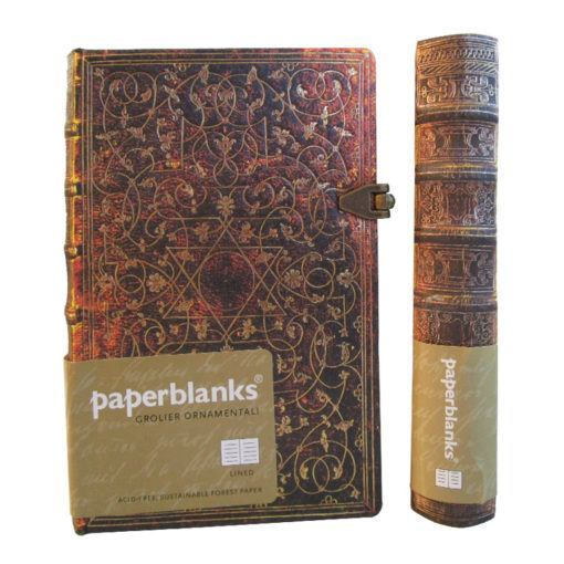 Grolier Mini PaperBlanks Journals