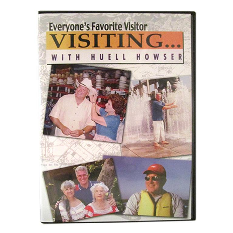 DVD – Visiting Forest Lawn with Huel Howser
