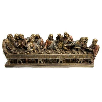 Bronze Last Supper Sculpture