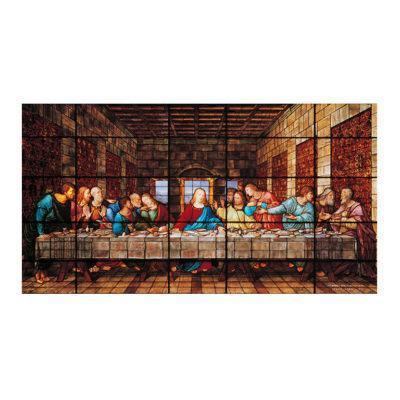 Last Supper Litho-27″ x 14 3/4″ Poster