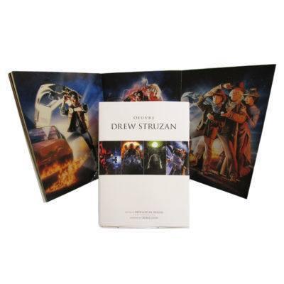 Oeuvre 2011 - Drew Struzan Book