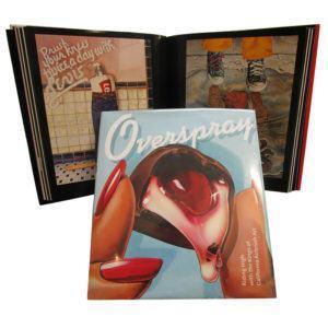 Overspray: Charles White III & David Willardson Book