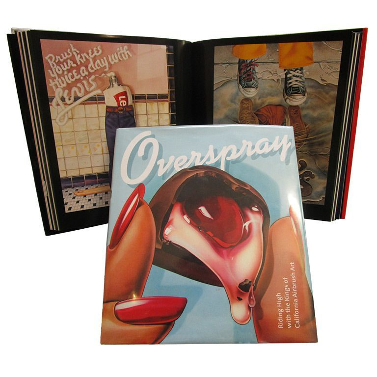 Overspray: Charles White III & David Willardson Book