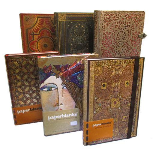 Assorted PaperBlanks Journals
