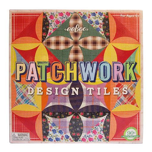 Patchwork Design Tiles set