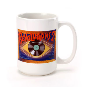 Revolutions 2 Mug 15 oz.