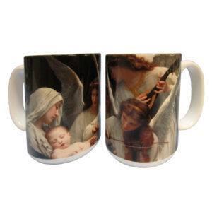 Song of the Angels Mug 15 oz.