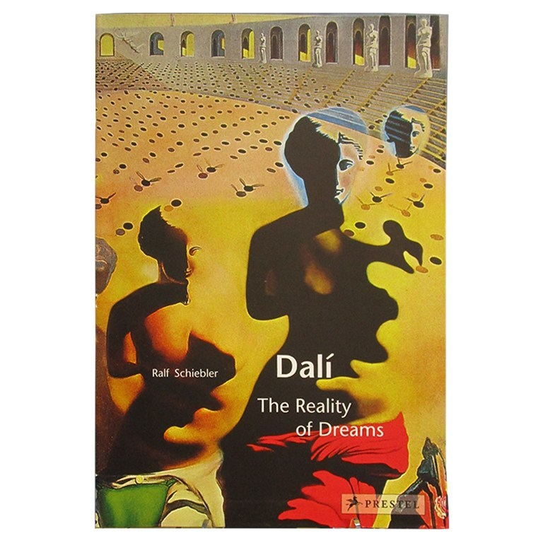Dalí: Reality of Dreams Book