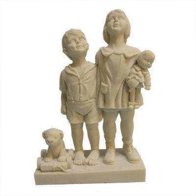Little Pals Miniature sculpture
