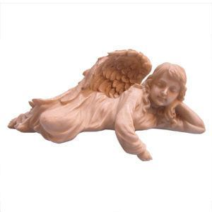 Lying Angel Miniature sculpture
