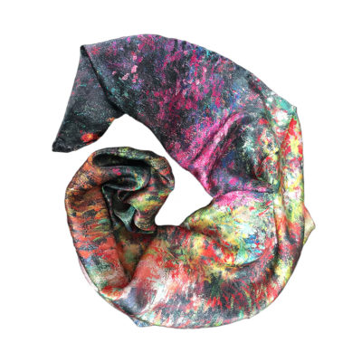 Giverny by Monet printed on scarf