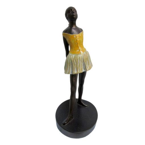 La Petite Danseuse miniature sculpture